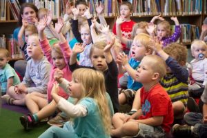 Storytime for Preschoolers @ Princeton Public Library
