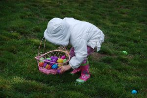 Lion's Easter Egg Hunt @ Princeton City Park