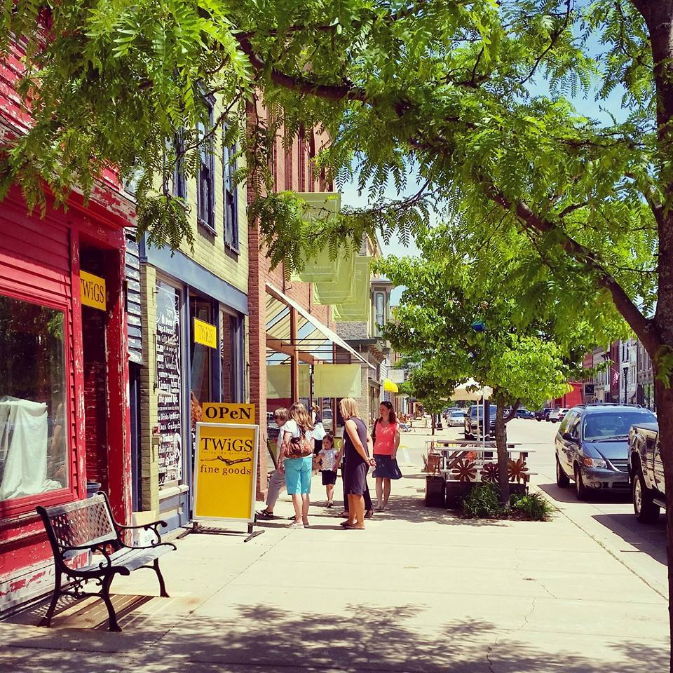 10 Wisconsin Small Towns With Big Shopping Appeal