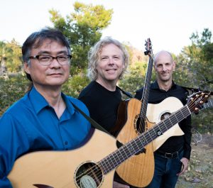 California Guitar Trio @ Thrasher Opera House