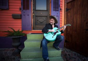 Jon Cleary @ Thrasher Opera House